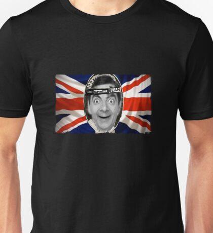 GOD SAVE MR. BEAN Unisex T-Shirt