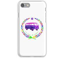 Love Bus iPhone Case/Skin