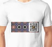 Car Decal Scan Portal Unisex T-Shirt