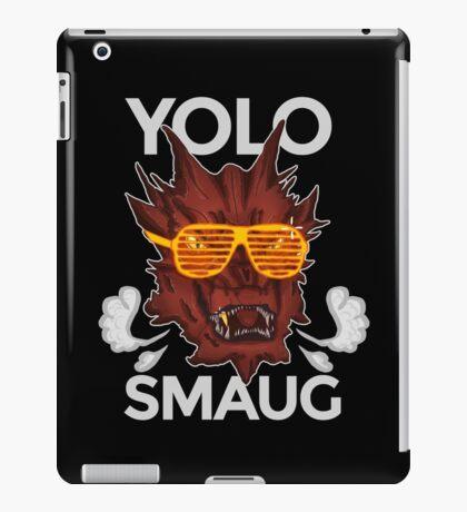 Yolo SMAUG! iPad Case/Skin
