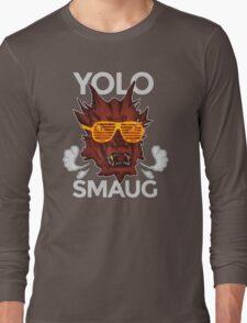 Yolo SMAUG! Long Sleeve T-Shirt