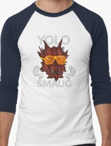 Yolo SMAUG! Men's Baseball ¾ T-Shirt