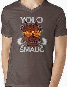 Yolo SMAUG! Mens V-Neck T-Shirt