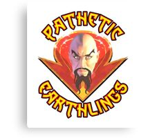 Ming the Merciless - Pathetic Earthlings Variant Two Canvas Print