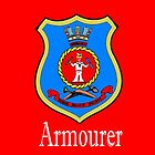Classic Armourers iPhone Case #3 by Peter Doré