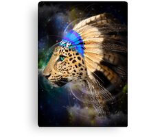 Fight For What You Love (Chief of Dreams: Amur Leopard) Canvas Print