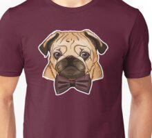 Classy Pug Unisex T-Shirt