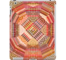 Dots And Lines iPad Case/Skin