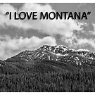 I LOVE MONTANA by Thomas Young