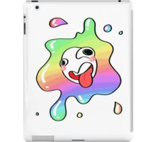 Multicolored Splatter iPad Case/Skin