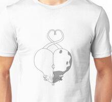 I <3 Rats Unisex T-Shirt