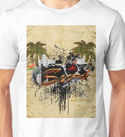 Sport, surf design Unisex T-Shirt