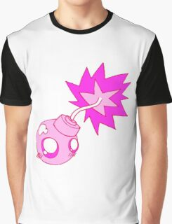 So Cute it Might Explode Graphic T-Shirt