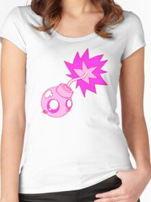 So Cute it Might Explode Women's Fitted Scoop T-Shirt