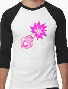 So Cute it Might Explode Men's Baseball ¾ T-Shirt
