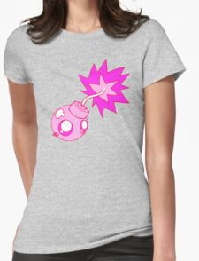 So Cute it Might Explode Womens Fitted T-Shirt