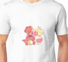 Magby and Smoochum Unisex T-Shirt