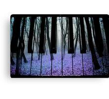 Play The Mystical Autumn Canvas Print