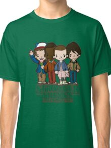 Stranger Things Have Happened Classic T-Shirt