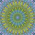Angel Bright Mandala by haymelter