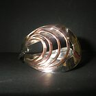 Bangle (Art Deco) from old spoon by Brian Cox