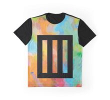 Bars 3 Graphic T-Shirt