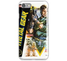Metal Gear Original iPhone Case/Skin