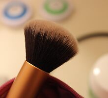 Makeup Brush by Alaina Perry