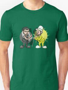 Day VS Night Unisex T-Shirt