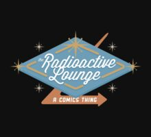 Radioactive Lounge Merch! by RadLounge