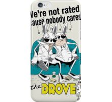 Fritz The Drove iPhone Case/Skin