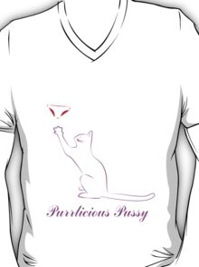 Purrlicious Pussy T-Shirt