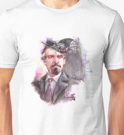 Watercolor Delgado!Master partly opaque version Unisex T-Shirt