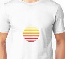 Sonnenuntergang Unisex T-Shirt
