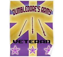 DA - Dumbledore's Army - Veteran Poster