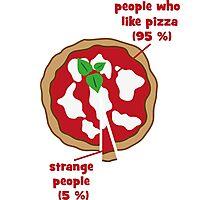 Pizza Photographic Print