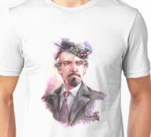Watercolor Delgado!Master 2 partly opaque version Unisex T-Shirt