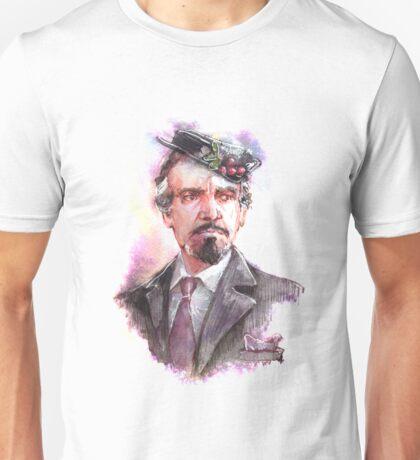 Watercolor Delgado!Master 2 partly opaque version Unisex T-Shirt