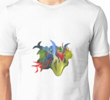 """Tinkerbell and the Candle"" Unisex T-Shirt"