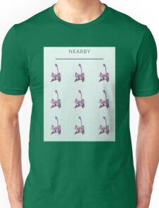 Nearby Rattata - Pokémon Unisex T-Shirt