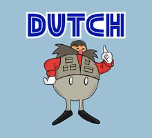 Zeb Coulter/Dutch Mantel Dr Eggman (sonic the hedgehog/wrestling)) Classic T-Shirt