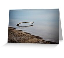 Lake Erie Tranquility 2 Greeting Card