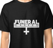Funeral Casket - Black Legacy Classic T-Shirt