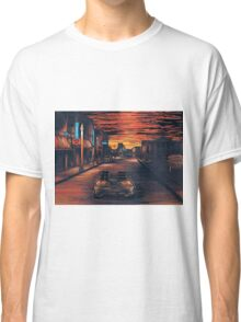 Back To The Future Version 2 Classic T-Shirt