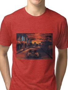 Back To The Future Version 2 Tri-blend T-Shirt