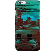 Back To The Future Version 3 iPhone Case/Skin