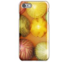 recycled candles, St Paul's Cathedral Melbourne iPhone Case/Skin