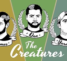 The Creatures by Natalia Zamarripa