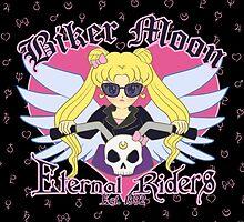 Biker Moon by Ellador