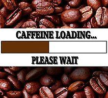 ☝ ☞ CAFFEINE LOADING THROW PILLOW & TOTE BAG ☝ ☞ by ╰⊰✿ℒᵒᶹᵉ Bonita✿⊱╮ Lalonde✿⊱╮